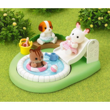 Sylvanian Families Sandpit and Paddling Pool
