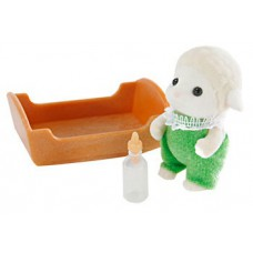 Sylvanian Families Dale Sheep Baby