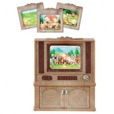 Sylvanian Families Luxury Colour Television