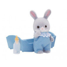 Sylvanian Families Cottontail Rabbit Baby Boy