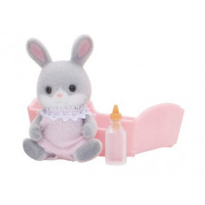 Sylvanian Families Cottontail Rabbit Baby Girl