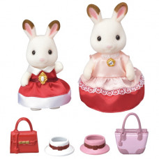 Sylvanian Families Town Series - Dress Up Duo Set