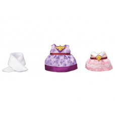 Sylvanian Families Town Series - Dress Up Set Purple and Pink