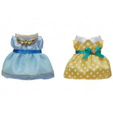 Sylvanian Families Town Series - Dress Up Set Light Blue and Yellow