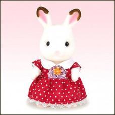 Sylvanian Families Chocolate Rabbit Sister