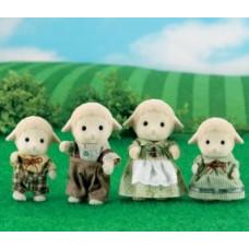 Sylvanian Families Dale Sheep Family