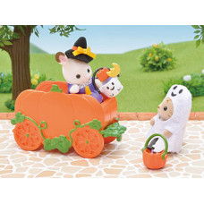 Sylvanian Families Baby Trick or Treaters Set