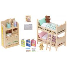 Sylvanian Families Children Bedroom Furniture Set