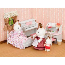 Sylvanian Families Girl Room Set
