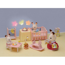 Sylvanian Families Nightlight Nursery