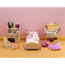Sylvanian Families Sister Bedroom Set