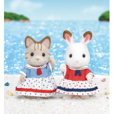 Sylvanian Families Seaside Friends