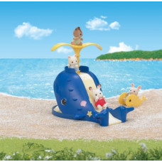 Sylvanian Families Splash and Play Whale