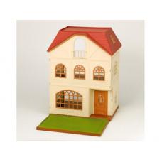Sylvanian Families 3 Storey Cedar Terrace House