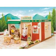 Sylvanian Families Hamburger Restaurant