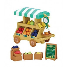 Sylvanian Families Fruit Wagon Set