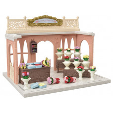 Sylvanian Families Town Series - Blooming Flower Shop