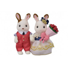 Sylvanian Families Town Series - Cute Couple Set