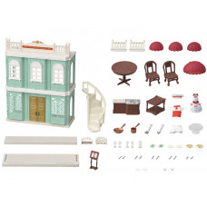 Sylvanian Families Town Series - Delicious Restaurant