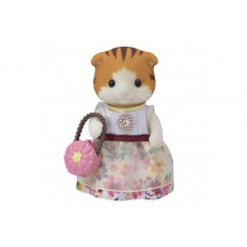 Sylvanian Families Town Girl Series - Maple Cat