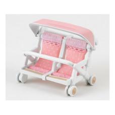 Sylvanian Families Double Push Chair