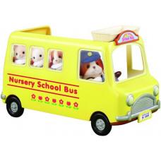 Sylvanian Families Nursery School Bus