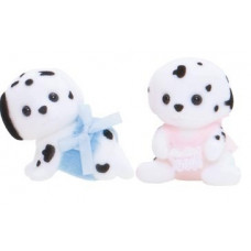 Sylvanian Families Kennelworth Dalmation Twin Babies