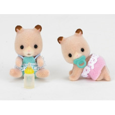 Sylvanian Families Hamilton Hamster Twin Babies