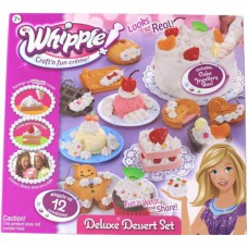 Whipple Deluxe Dessert Set