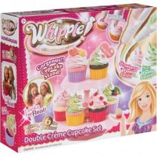 Whipple Double Creme Cupcake Set
